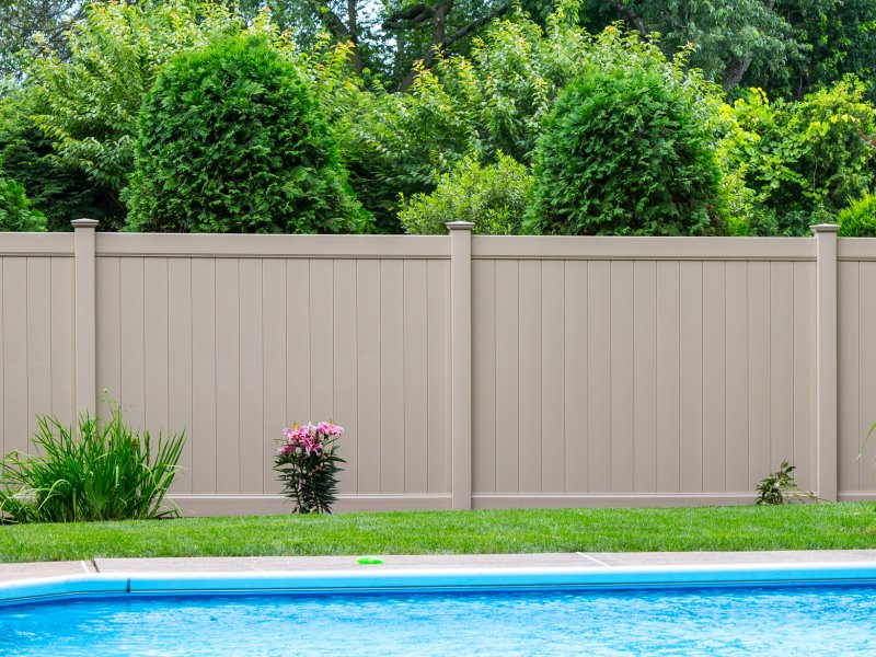 Popular Vinyl Fence Cottonwood Style Selected by our Massachusetts and New Hampshire Residents
